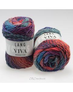 Lang Yarns Viva kl.45 merino wol