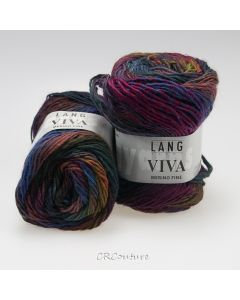 Lang Yarns Viva kl.90 merino wol