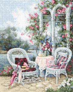 Luca-s borduurpakket Victorian Memories om te borduren B2378