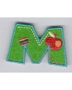 Fun letter M, applicatie