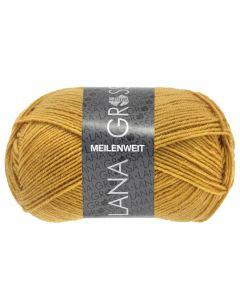 Lana Grossa Meilenweit Uni kleur 1389