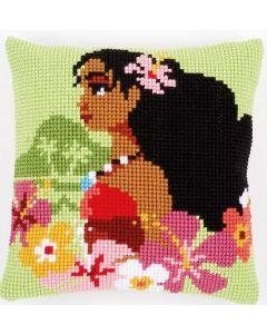 Moana, Island girl Vaiana van Disney vervaco pn-0168027