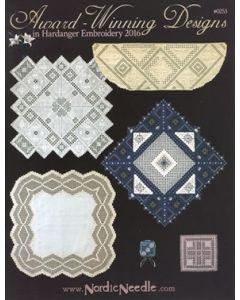 Hardanger boekje Award winning designs