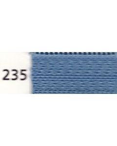 Opti Ritssluiting deelbaar bloktand kl.235 jeansblauw