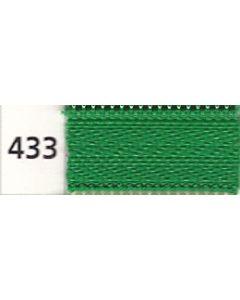 Opti Ritssluiting deelbaar bloktand kl.433 Groen