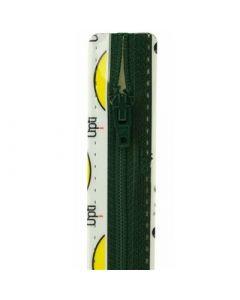 Opti broek/rok rits S40 kl.461 donker groen10cm