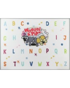 Pako borduurpakket Woezel & Pip ABC om te borduren 271.046