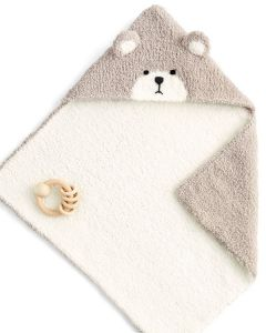 Gratis patroon beren deken breien van Phildar Phil Douce