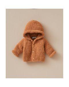 Phildar baby jasje met capuchon breien van Phil Douce (200, m30)