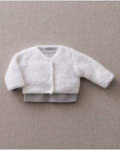 Phildar baby kort vestje breien van Phil Douce