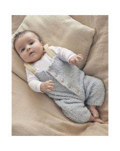 Phildar baby kruippakje breien van Phil Chouchou (200, m21)