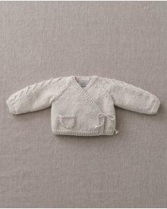 Phildar baby winkeltruitje breien van Phil Lambswool