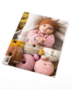 Phildar breiboek Nr.189 voor baby's