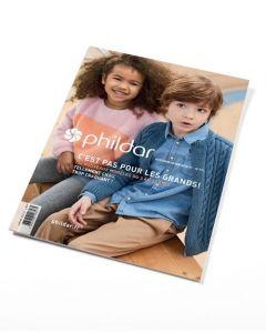 Phildar breiboek Nr.191 voor kinderen