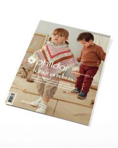 Phildar breiboek Nr.193 voor peuters