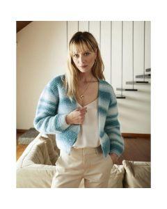Phildar dames vest breien van Phil Glamour (201, m27)