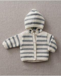 Phildar gestreept baby pakje breien van Super Baby