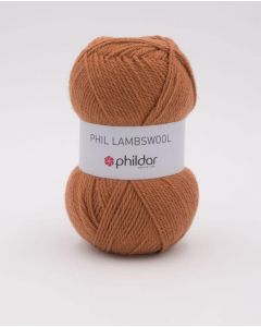 Phildar Lambswool kl.Noisette