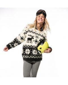 Phildar Noorse dames trui breien van Phil Looping