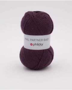 Phildar Partner baby kl.Prune