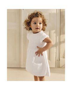 Phildar peuter jurk breien van Phil Baby Doll (198,m24)