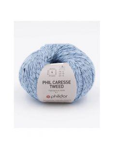 Phildar Phil Caresse Tweed kl.Denim