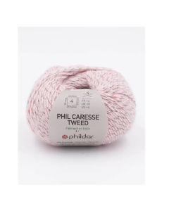 Phildar Phil Caresse Tweed kl.Jade