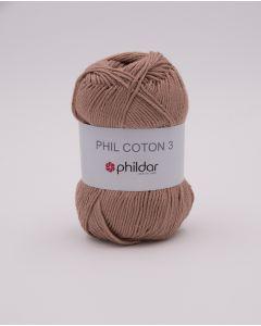 Phildar Phil Coton 3 katoen kl.biche