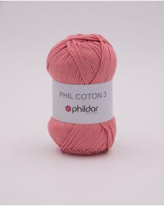 Phildar Phil Coton 3 katoen kl.buvard