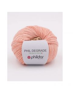 Phildar Phil Degrade kl.Orangeade