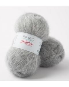 Phildar Phil Light garen kl.flanelle 28