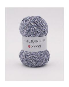 Phildar Phil Rainbow kl.Denim