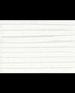 Plat elastiek wit 4mm en 5 meter mondkapjes elastiek