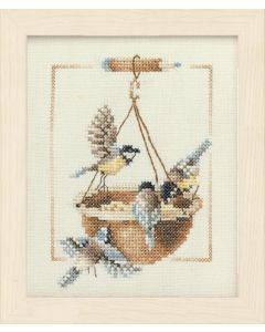 Lanarte Voederbakje met vogels van Marjolein Bastin pn-0007976