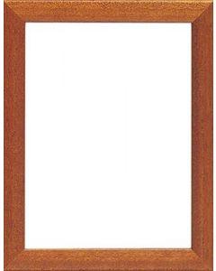 Hout lijstje voor een borduurpakket afm ca 18x24 cm