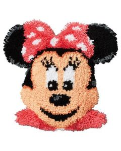 Knooppakket Knoopkussen Minnie Mouse Vervaco pn-0014641