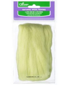 Clover wolvilt kl.7921 lime groen