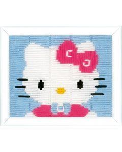 Vervaco borduurpakket spansteek hello kitty pn-0157751 borduren voor kinderen