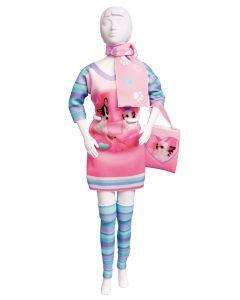 Dress Your Doll Zelf Barbiekleren naaien Sally chihuawa  pn-0164626