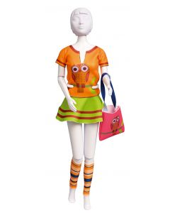 Dress Your Doll Zelf Barbiekleren naaien  Tiny uil
