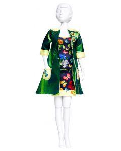 Dress Your Doll Zelf Barbiekleren naaien Betty jungle pn-0164635