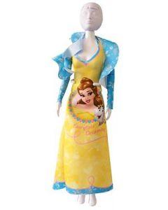 Zelf Barbiekleren naaien wordt kinderspel met de Dress Your Doll collectie Disney Mary Fairytale Belle
