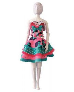 Dress Your Doll Zelf Barbiekleren naaien Disney Maggy Minnie Bow