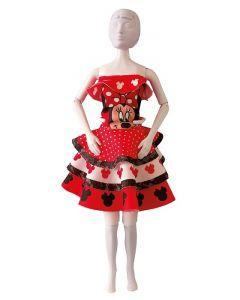 Dress Your Doll Zelf Barbiekleren naaien Disney Maggy Minnie Dots PN-0168784