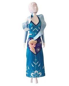 Zelf Barbiekleren naaien wordt kinderspel met de DressYourDoll collectie Disney Mary Crystal Frozen