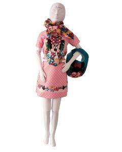 Dress Your Doll Zelf Barbiekleren naaien Disney Twiggy Minnie
