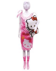 Dress Your Doll Zelf Barbiekleren naaien Hello Kitty dreams