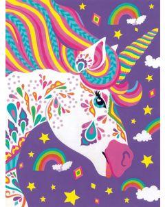 Schilder op nummer eenhoorn Dimensions 73-9168