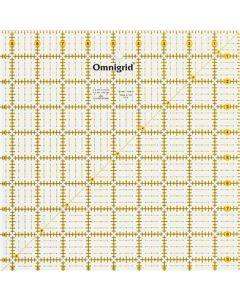 Prym universele liniaal 9,5x9,5 inch