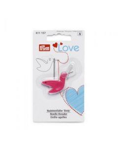 Prym Love draaddoorsteker vogel 611157